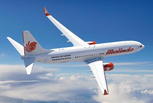 самолет Malindo Air